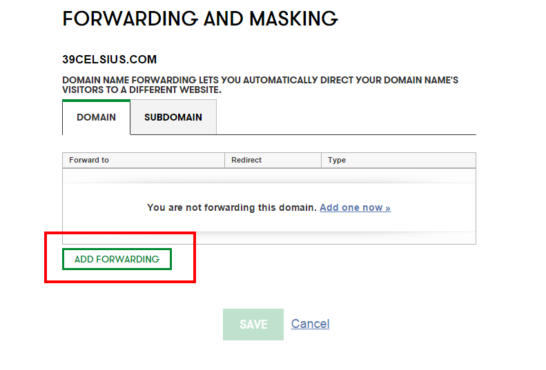 add-domain-forwarding