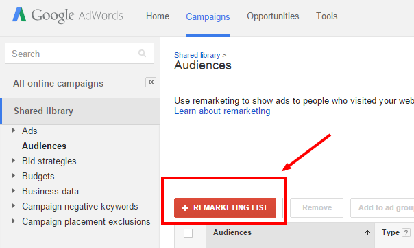 creating-remarketing-list-in-google
