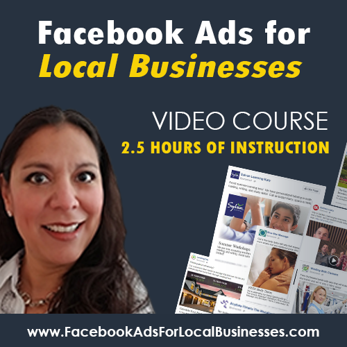 Facebook Ads For Local Businesses Course
